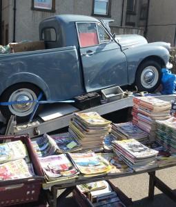 Morecambe Sunday Market Finds
